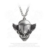 P784 M'era Luna Evil Clown Pendant